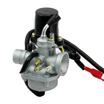 19mm Jog50 90cc Scooter Carburetor 2 Stroke Moped Carb auto choke Jog New carburetor