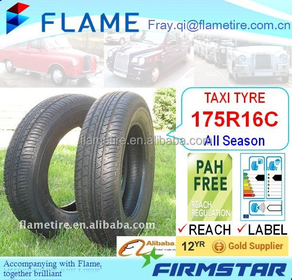*NEW* 175R16C 96/98Q FL066 FIRMSTAR / FLAME IDEAL FOR london taxi