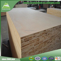 laminated blockboard price/Paulownia core Block board 19mm 18mm 17mm 20mm