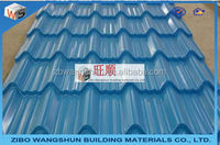 Coated Steel Roofing Tile/Building Material Prices in Nigeria