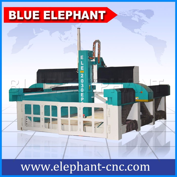 Good quality big router machine , 3d cnc router machine price , machinery production line for wood furniture