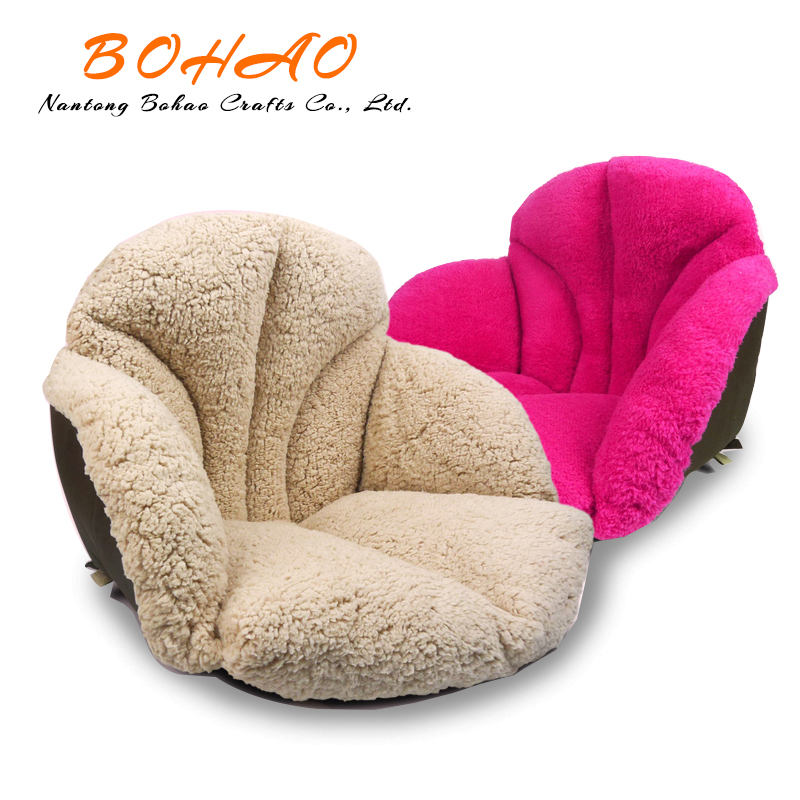 New Style Warm Office Dining Hard Chair Cushion