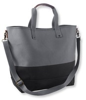 Grey Black Ladies Bag Best Selling Custom LOGO Handbags for Women