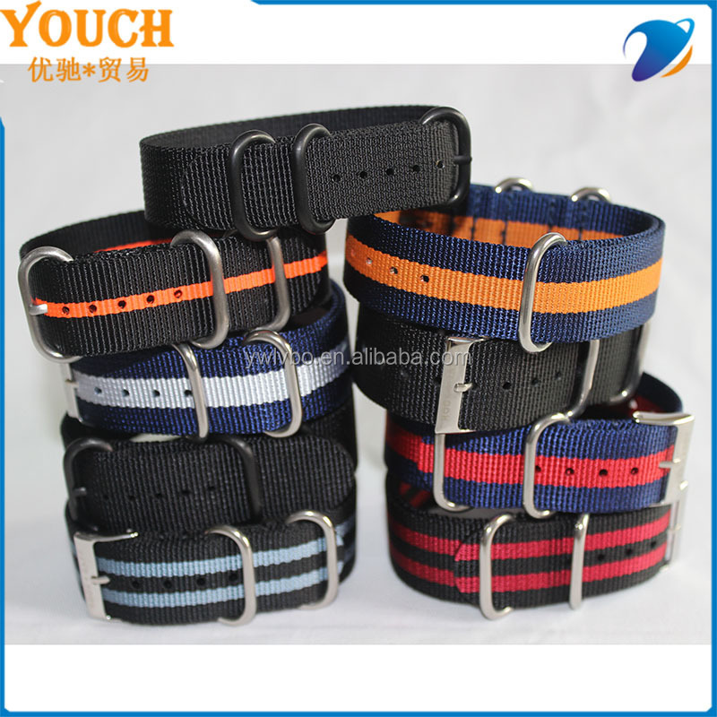 YOUCH WATCH BAND SUPPLIER nato watch strap nato watch color strap watches