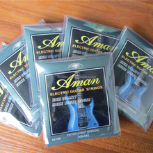 Electric guitar strings, 6 string bass guitar Wholesale
