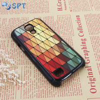 Blank 2D digital printing sublimation phone case for samsung S4 mini