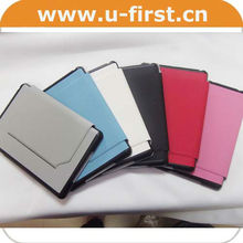 for ipad mini plain leather case