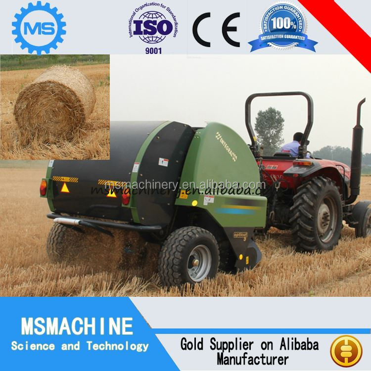 ISO / CE Quality Certification hot sale mini round hay baler