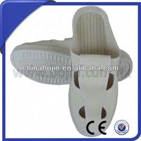 Best price latest esd cleanroom slippers shoes and sandals