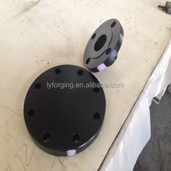 ansi class125 stainless steel wall flanges gi blind flange