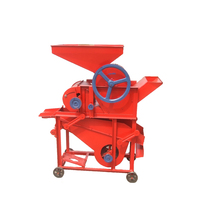Groundnut/Peanut Decorticator/Peanut Shelling Machine/Peanut Sheller