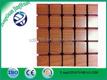 sound studio acoustic wall panel noise stopper wooden tiles