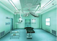 Hospital Laminar Air Flow Purification Clean Rooms & Operating Theatre