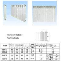 CE/ISO/PCT 2014 China cheapest aluminium radiator heating for Russia market