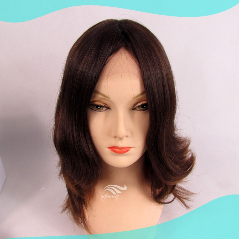 Human Hair Unprocessed Wholesale European Kosher Wig