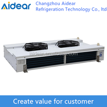 Industrial evaporative air cooler evaporator With Fans For Cold Room