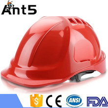 European style ABS safety helmet with vented holes with long service