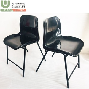 Hot sale England classical black school student classroom chair