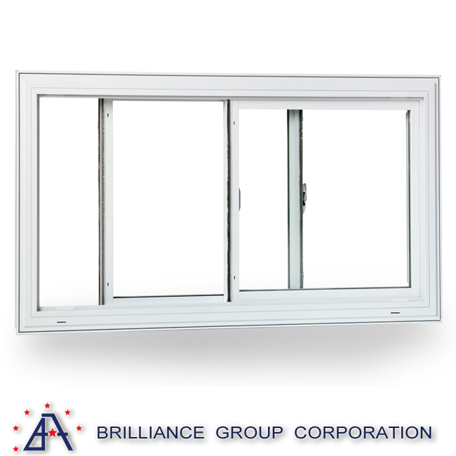 Office Interior Sliding Window/Aluminium Double Sliding Window