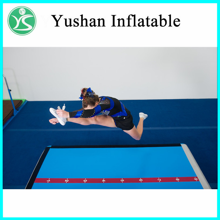 Used martial arts mats kids fitness equipment inflatable gymnastics air track tumbling