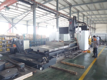 Machining (Wire Mesh Equipment)