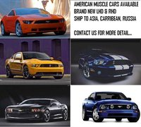2011 MUSCLE CARS LHD / RHD
