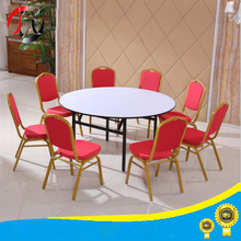 Modern Foldable Restaurant Hotel Banquet Dining Tables(YJ-TY183)
