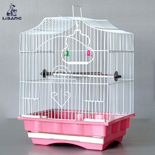 Wholesale Ornamental Pet Product Iron Metal Bird Cage Wire Mesh