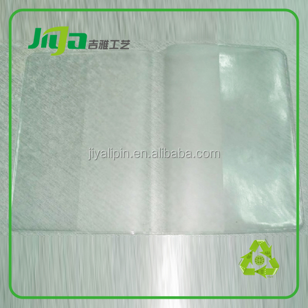 Clear plastic book cover JY-302000