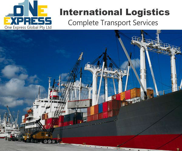 International Shipping Sea Freight China to Australia