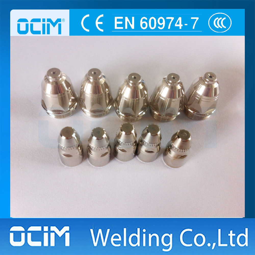P-80 plasma cutter consumable Nozzle / Tip+electrode Trail Pack