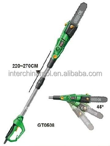 Electric telescopic Pole Saw