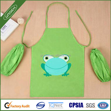 PVC Material and Children's Type Fashionable PVC Kids Apron