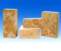Acid refractory silica fire brick