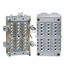24 cavities plastic injection valve needle pet preform mould water mould