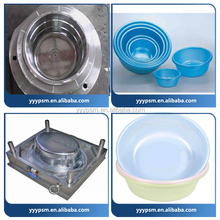 factory making plastic washbasin injection mould