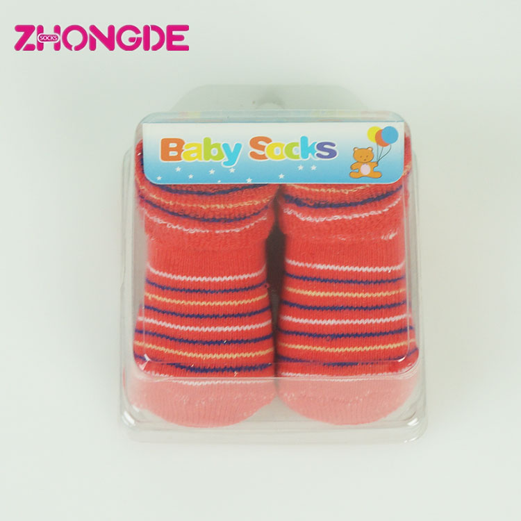 European high quality stylish red baby socks shoes cotton toddler infant