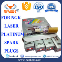 FOR Car Parts NGK LASER PLATINUM SPARK PLUG Manufacturers