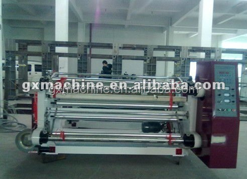 CE supplier wholesale market plastic film slitting machine for sale