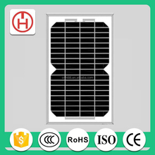 best price per watt 5w mono solar panel China factory direct