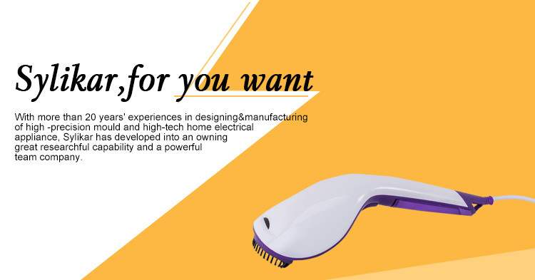 mini hand held garment steamer XG-AS01 for travel and home use