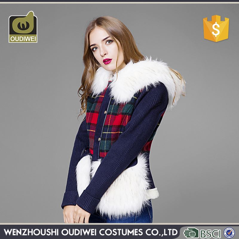 New products good quality upscale cotton clothes coat