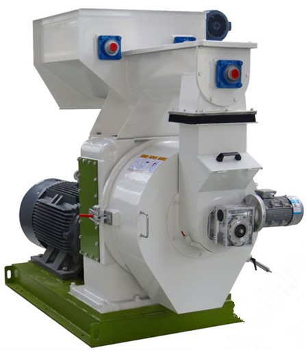 1.5-2.5T/H Biomass bamboo/bagasse wood chips pellet mill machine