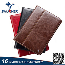 Customize tablet cover folio leather case for ipad 2 3 4 mini air pro 9.7 12.9 ,for ipad case leather