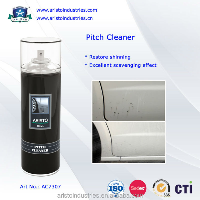 Aristo 400ml Pitch Cleaner / Asphalt cleaner /Car Cleaner