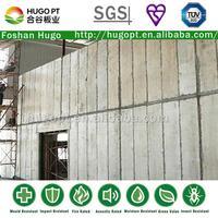 Fire Rate precast concrete wall panels forming machine Convenient Construction Material