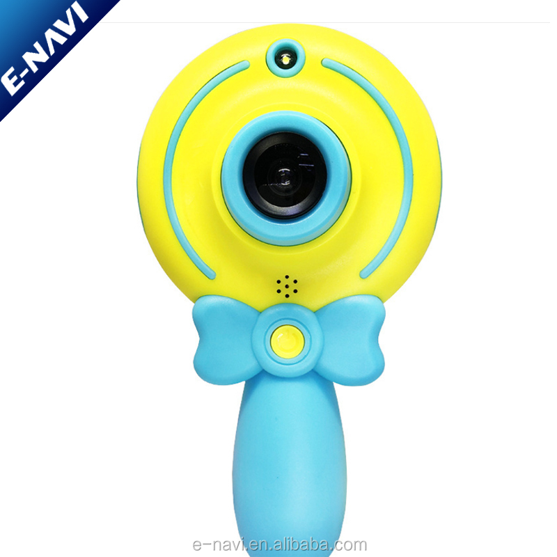 2019 Magic HD 1080P Mini Portable Kids Digital Video Camera Children with Colorful Photo Frame