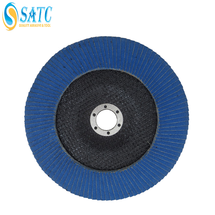ISO9001 Certified roloc quick change flap disc With Bottom Price