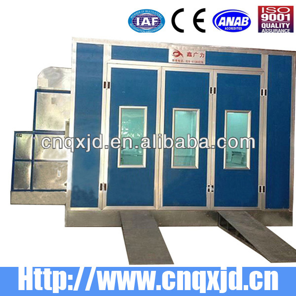 Car Body Auto Paint Spray Booth(CE,Factory)