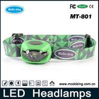 Wholesale Camping LED Headlight With Red Night Vision (MT-801)